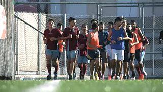 Η «Αθλητική Ελπίδα Προσφύγων» βάζει γκολ