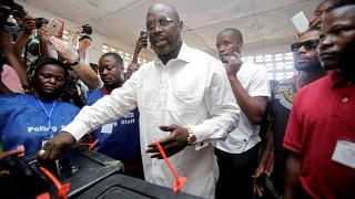 Liberia: Weah verso la presidenza