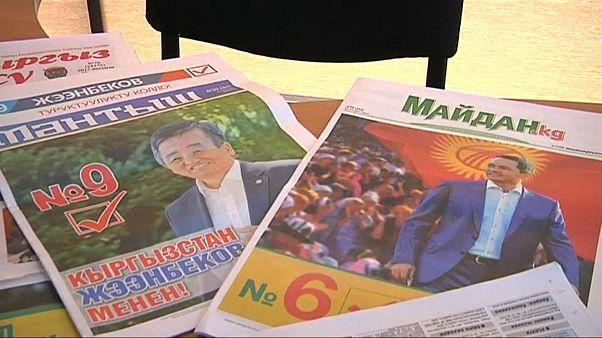 Kirgistan wählt neuen Präsidenten: Friedlicher Machtwechsel?
