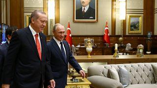 Геополитическая дружба