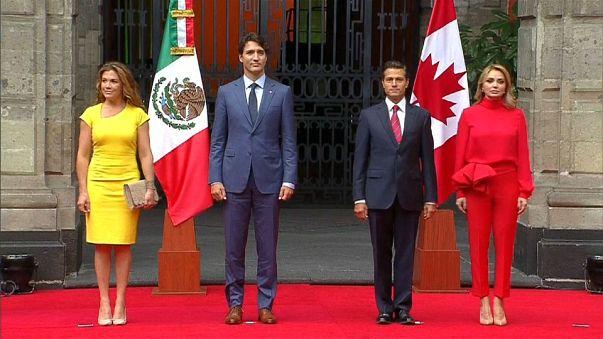 """NAFTA: """"Rinegoziare accordi trilaterali di libero scambio"""""""