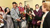 Chile acoge a 66 refugiados sirios