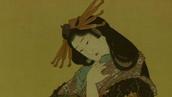 Hokusai-kiállítás nyílt Rómában