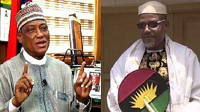 Pro-Biafra IPOB had plans to destabilize Nigeria – Defence Minister