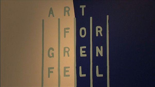 UK artists unite for Grenfell Tower survivors