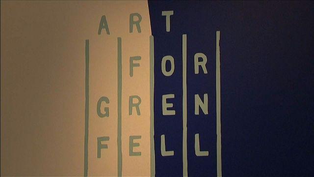 Londres : des artistes donnent pour les survivants de Grenfell