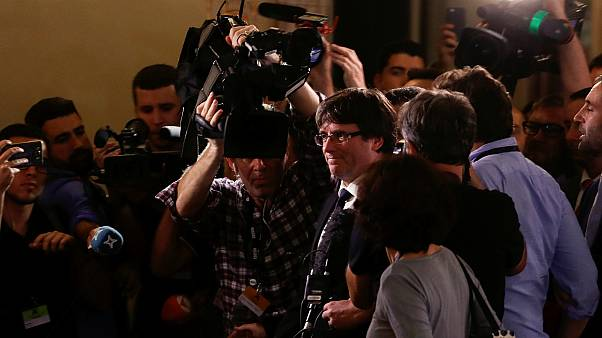 Media operating under 'poisonous climate' in Catalonia, says Reporters Without Borders