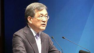 Samsung CEO announces shock resignation