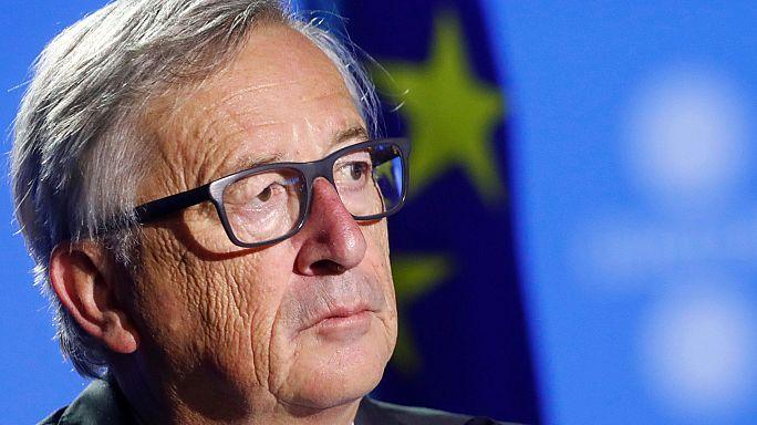 """Juncker asegura que la Comisión no puede mediar en la crisis catalana si """"sólo lo pide una de las partes"""""""