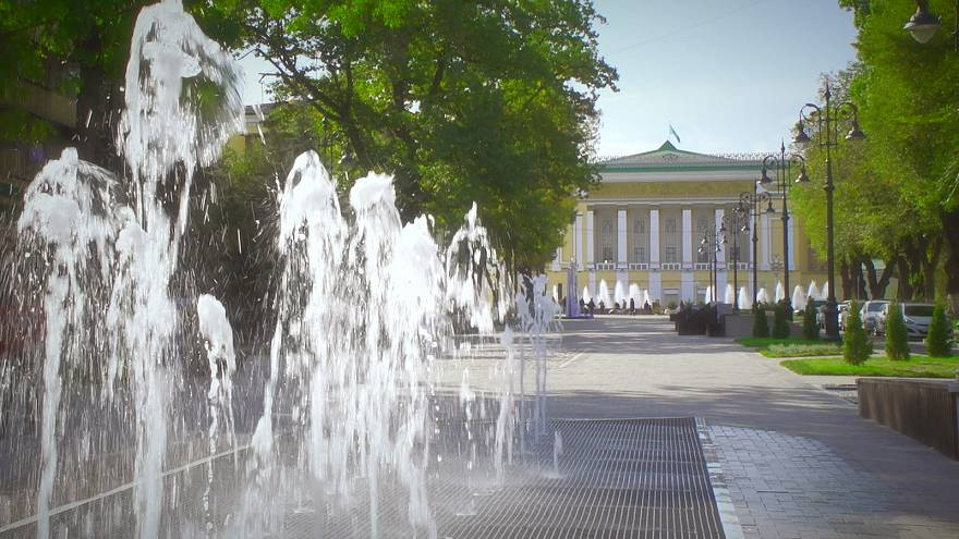 Almaty, una ciudad renovada