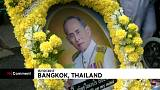 Thailand pays hommage to late King Bhumibol Adulyadej