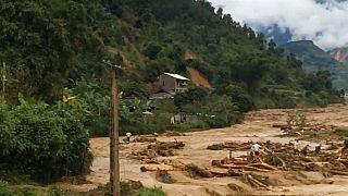 Vietnam : plus de 50 morts dans des inondations