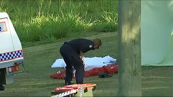 Három ejtőernyős ütközött a levegőben, meghaltak