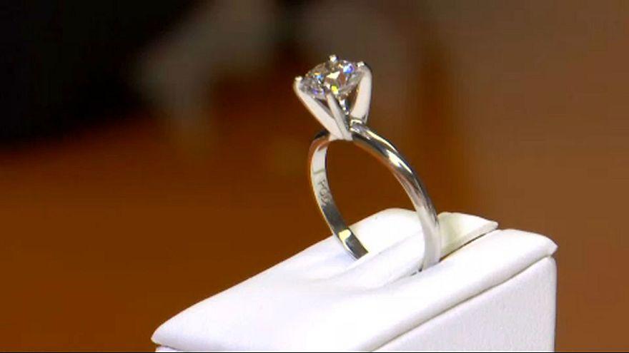 Gyémánt metángázból