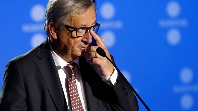 Juncker turns to beer in bid to get Britain to cough up for Brexit