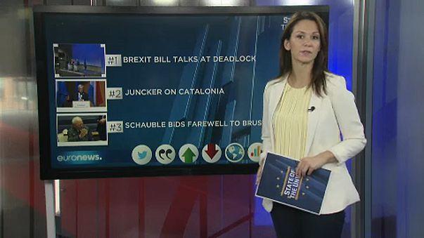 """""""Брексит"""" затягивается. Каталонская путаница"""