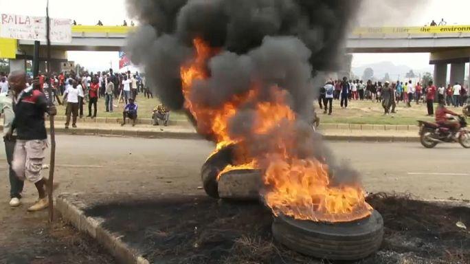 Dos muertos en un nuevo episodio de violencia preelectoral en Kenia