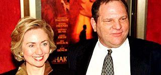 Σοκαρισμένη η Χίλαρυ Κλίντον από το σκάνδαλο Γουάινσταϊν