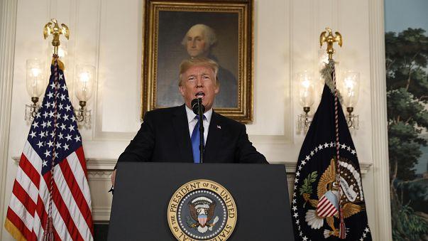 Trump ne certifiera pas l'accord sur le nucléaire iranien