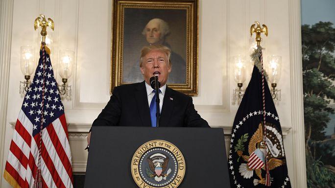 Trump torpedea el Acuerdo Nuclear con Irán