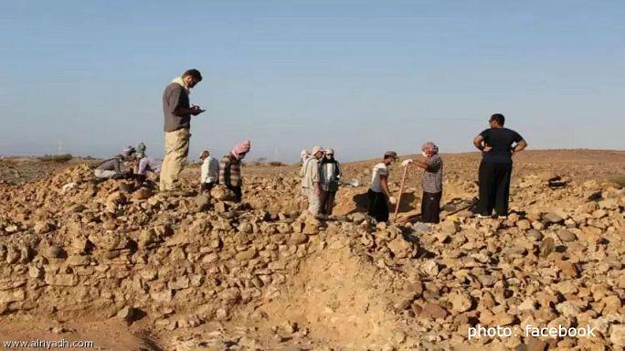 أرض تبوك تكشف عن كنوز أثرية