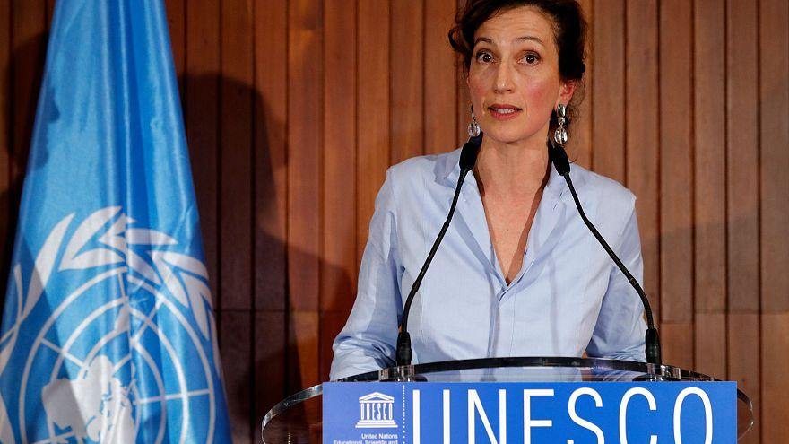 الفرنسية أودري أزولاي مديرة عامة جديدة لليونيسكو