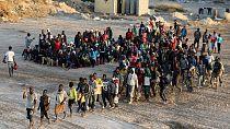 Les garde-côtes libyens secourent plus de 70 migrants dans l'océan [no comment]