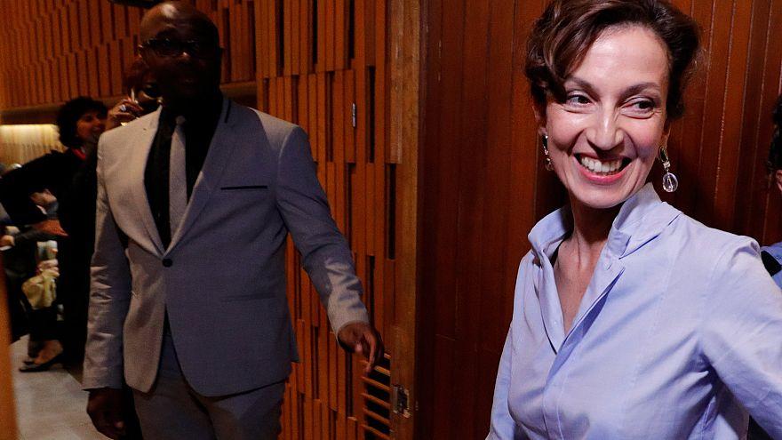 La Française Audrey Azoulay prend la tête de l'Unesco