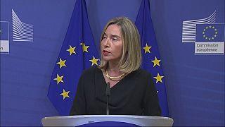 Pour l'UE, Trump n'a pas le pouvoir d'arrêter l'accord iranien