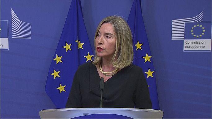 """Mogherini: """"L'accordo con l'Iran sul nucleare non si tocca"""""""