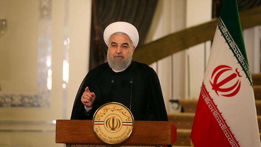 روحاني: إيران ملتزمة بالاتفاق النووي طالما أنه يخدم مصالحها الوطنية