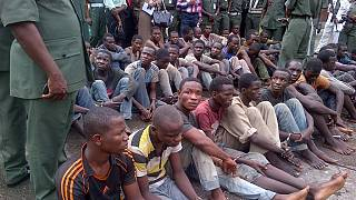 45 Boko Haram suspects jailed in secret trial