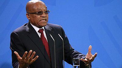 Zuma/corruption : l'opposition ravie de la décision de la justice