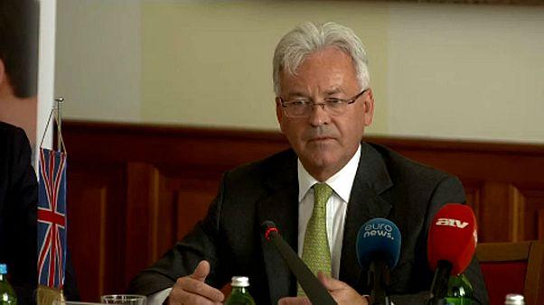 Brit külügyminiszterhelyettes: azt akarjuk, hogy a magyarok maradjanak