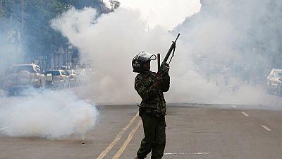 Kenya : deux opposants tués dans des manifestations interdites