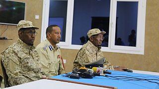 Somali defense minister, army chief resign amid al Shabaab threats