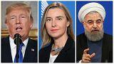 Nucléaire iranien : l'Union Européenne recadre Donald Trump