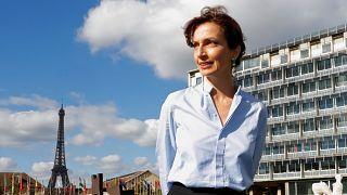 UNESCO'nun yeni genel sekreteri Audrey Azoulay