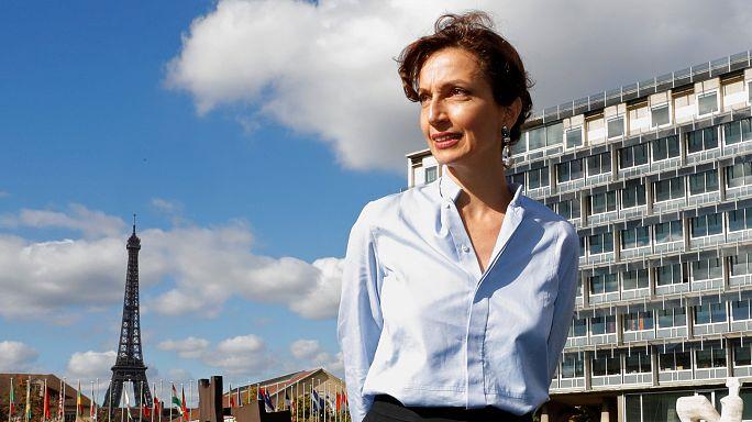 Audrey Azoulay élue à la tête de l'UNESCO