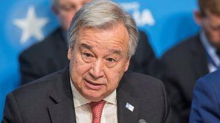 Guterres confiante na manutenção do acordo nuclear