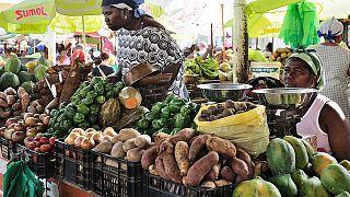 撒哈拉以南非洲的经济增长明年