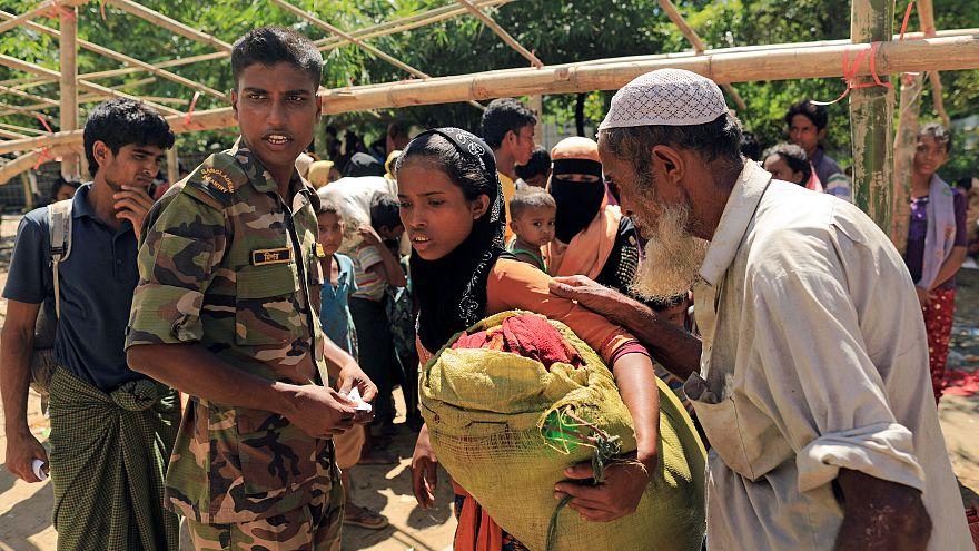 جيش ميانمار يحقق في عمليات قتل وانتهاكات ضد مسلمي الروهينغا