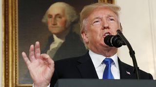 US President Donald Trump threatens to end landmark Iran nuclear deal