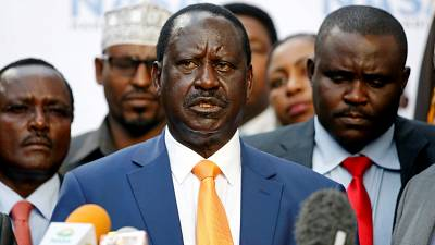Kenya: Kenyatta top agent Chirichir responsible for bungling August poll - Odinga