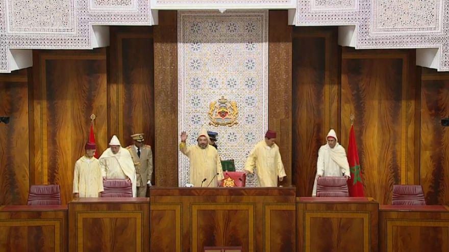 العاهل المغربي يحدث وزارة منتدبة للشؤون الإفريقية