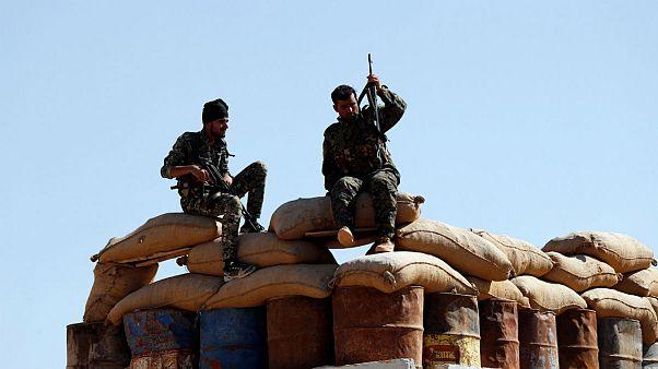 جنگجویان داعش رقه را «ترک» کردند