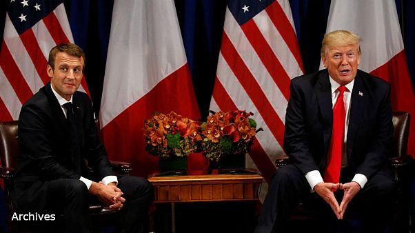 ترامپ از ماکرون خواست پول رنو را از ایران بگیرد و نگران نباشد
