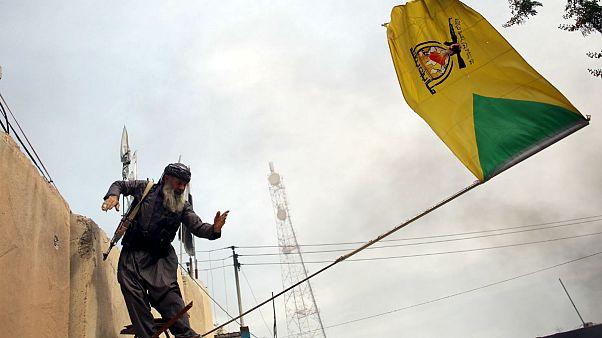 درگیری نیروهای کرد و شیعه در جنوب کرکوک