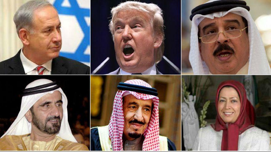 طرفداران استراتژی ترامپ علیه ایران