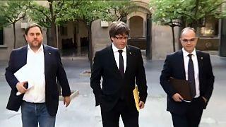 Il pressing dei separatisti catalani su Puigdemont